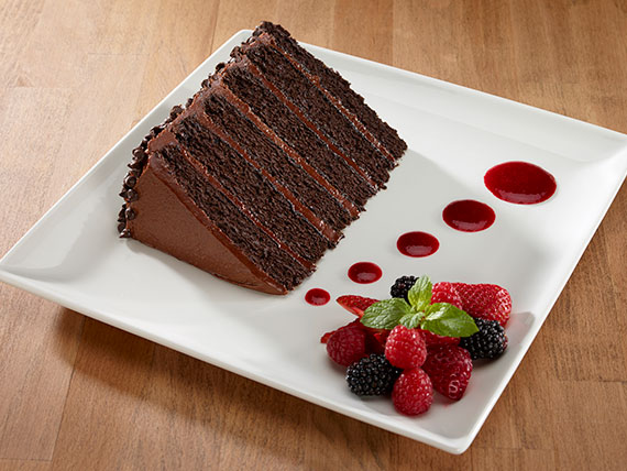 Great Wall of Chocolate
