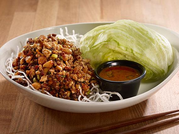 Chang´s Lettuce Wraps