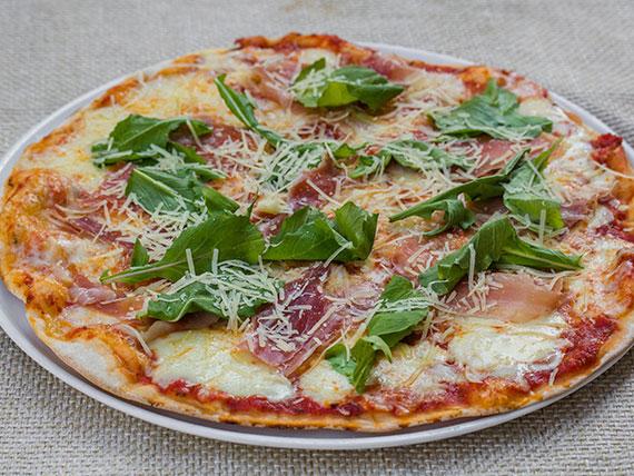 Pizza Alla Rúcala  individual (32 cm)