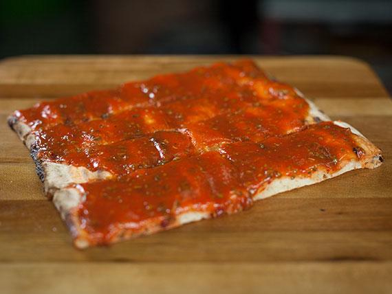 Pizza porción