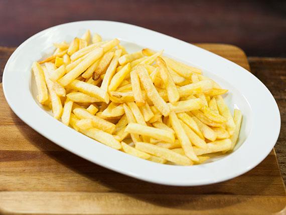 Porción de fritas