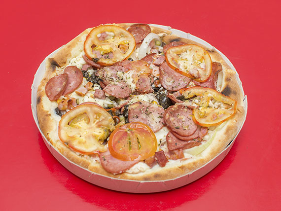 Pizza primos especial média