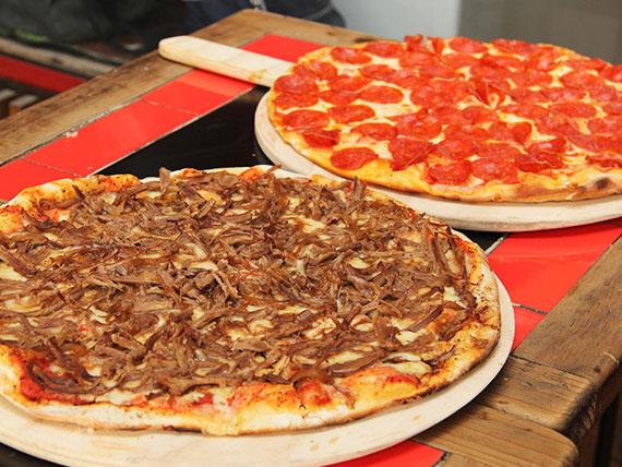 Promo - 2 pizzas familiares