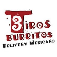 3 Tiros Burritos