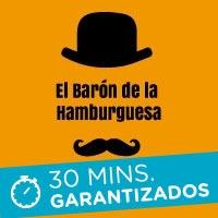 El Barón de la Hamburguesa...