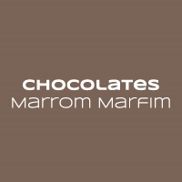 Chocolates Marrom Marfim