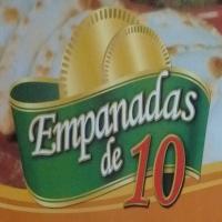Empanada de 10