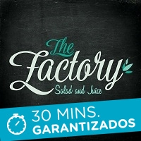 The Factory Salad and Juice Express