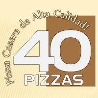 40 Pizzas