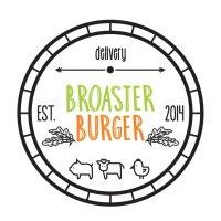 Broaster Burger