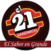 El 21 Sandwich