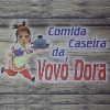 Comida Caseira da Vovó Dora Marmitex