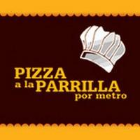 Pizza a la Parrilla por Metro